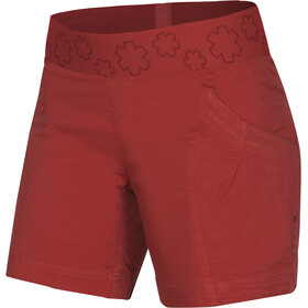 Ocun Pantera Shorts Women, chili oil